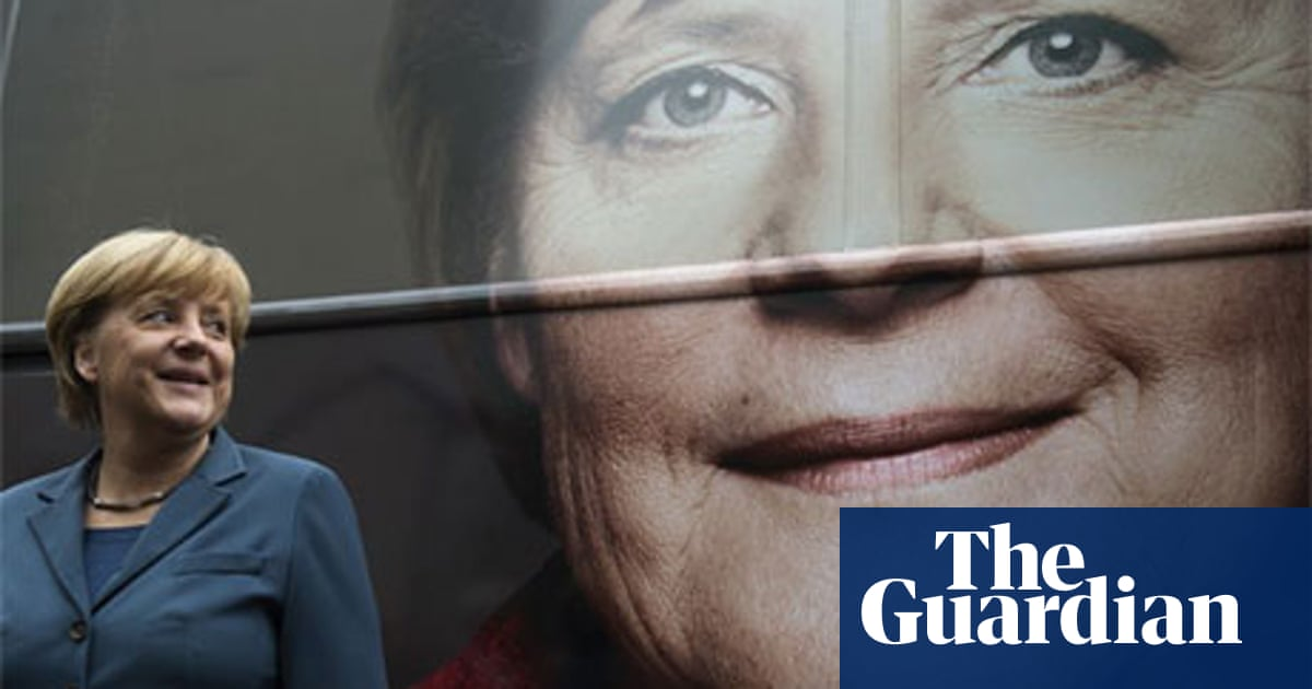 Angela Merkel The Authorised Biography By Stefan Kornelius Review Politics Books The Guardian