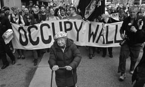 Occupy, by Giles Clarke