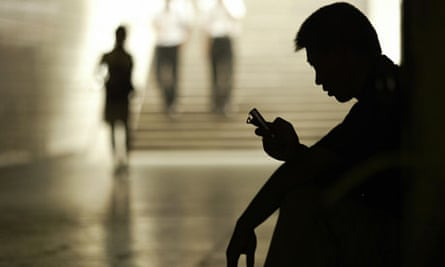 FILE PHOTO: 20 Years Since The First SMS Sent