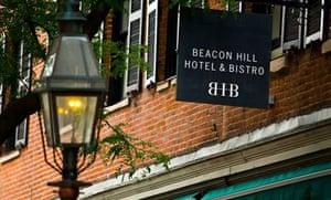 Beacon Hill Hotel and Bistro, Boston