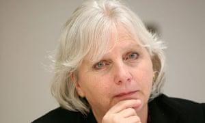 Prison Reform Trust director Juliet Lyon