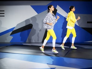 """London Fashion Week """" LFWplog Adidas by Stella McCartney"""