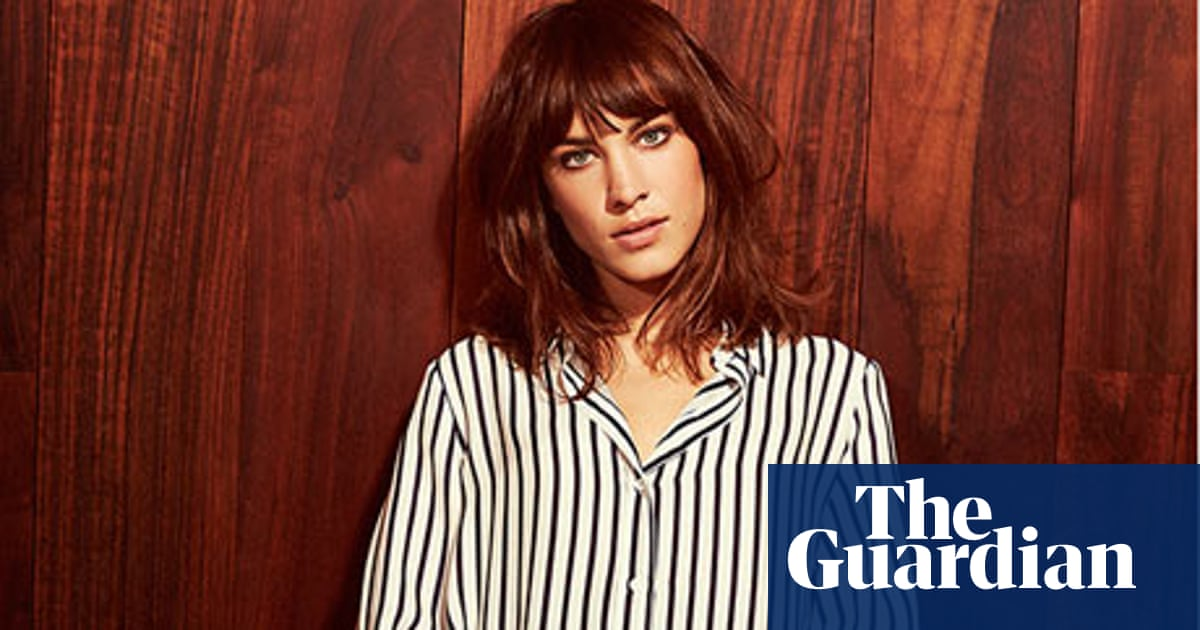 Alexa Chung: 'I don't know whether to be open and vulnerable