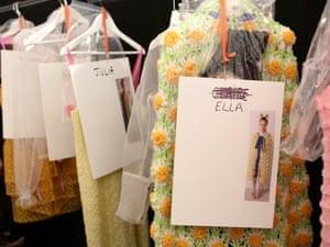 """London Fashion Week """" LFWplog Fashion East at Topshop Space - Ryan Lo"""