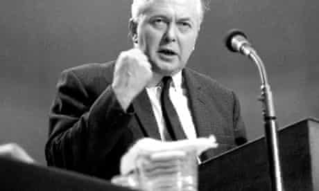 Harold Wilson: 'white heat of technology' speech