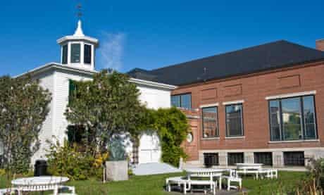 Farnsworth Art Museum in Rockland Maine