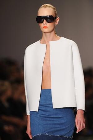 Ashley Williams for Fashion East