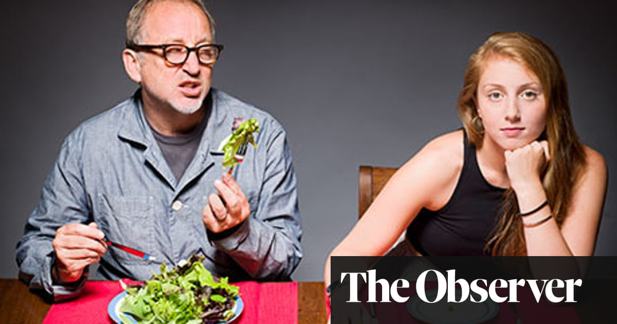 Don T Make Children Eat Their Greens Life And Style The Guardian
