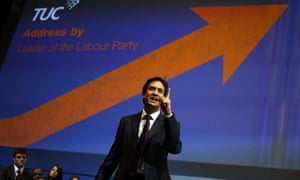 Ed Miliband Speech At The TUC Annual Conference