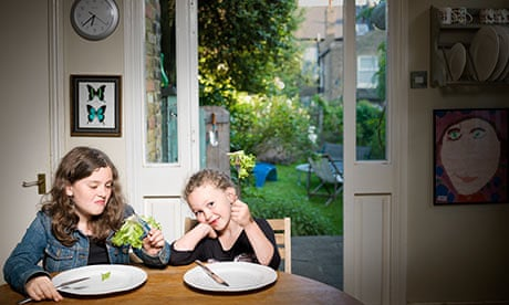 Don't make children eat their greens | Life and style | The