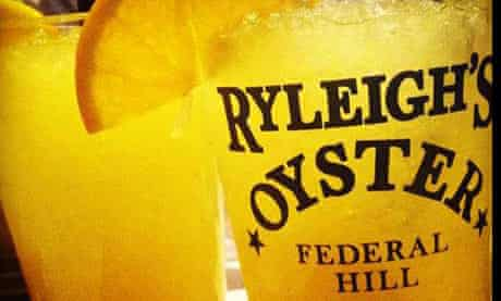 RYLEIGH'S OYSTER BAR, BALTIMORE.