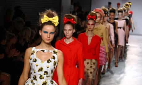 Luella: London Fashion Week
