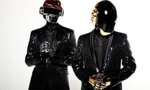 Daft Punk, April 2013