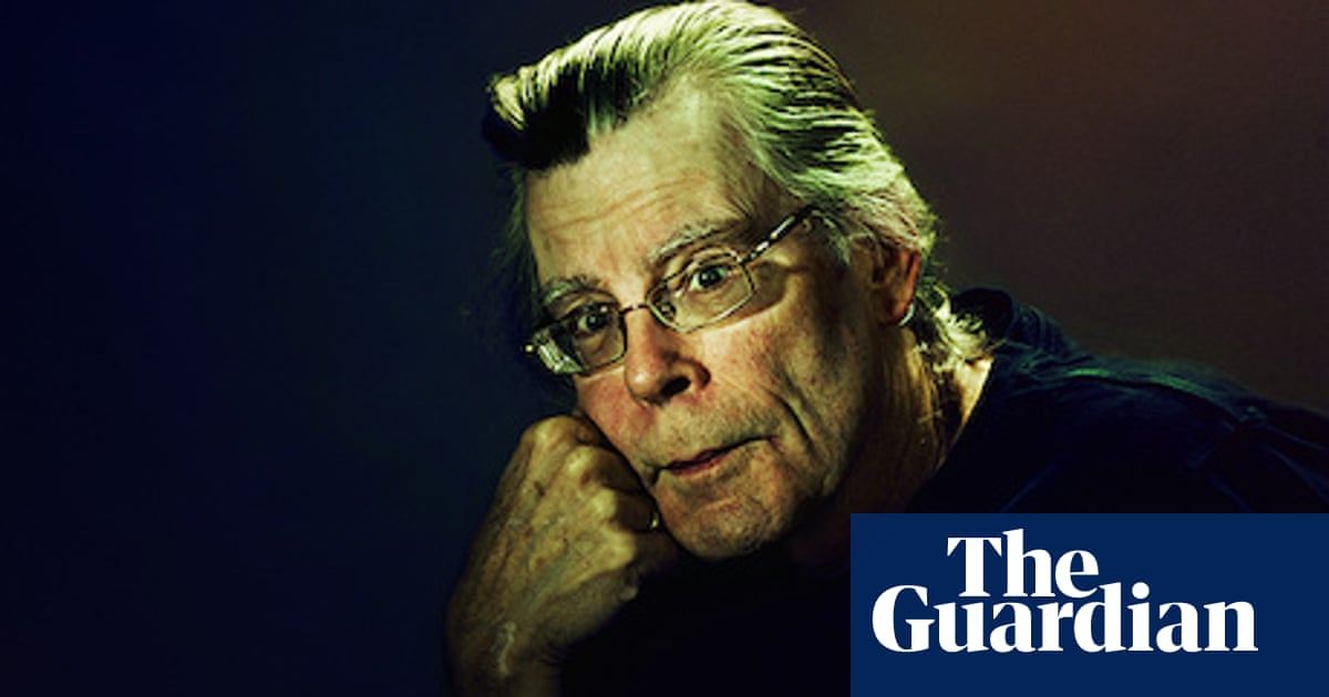 Stephen King On Alcoholism And Returning To The Shining Books The Guardian
