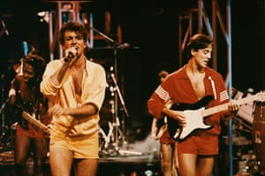 The Tube gallery: Wham!