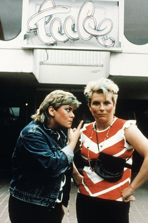 The Tube gallery: French and Saunders