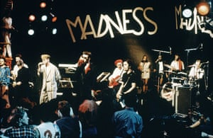 The Tube gallery: Madness