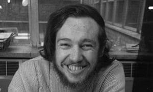 Guardian cartoonist Les Gibbard