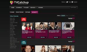 TVCatchup EPG