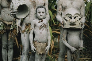 National Geographic: mudmen