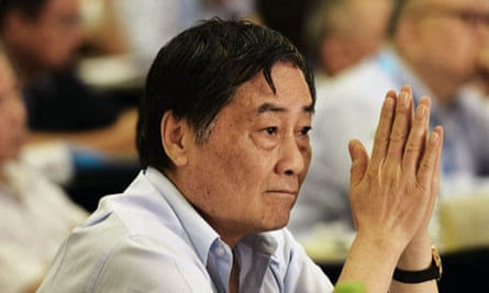 China's second richest man Zong Qinghou
