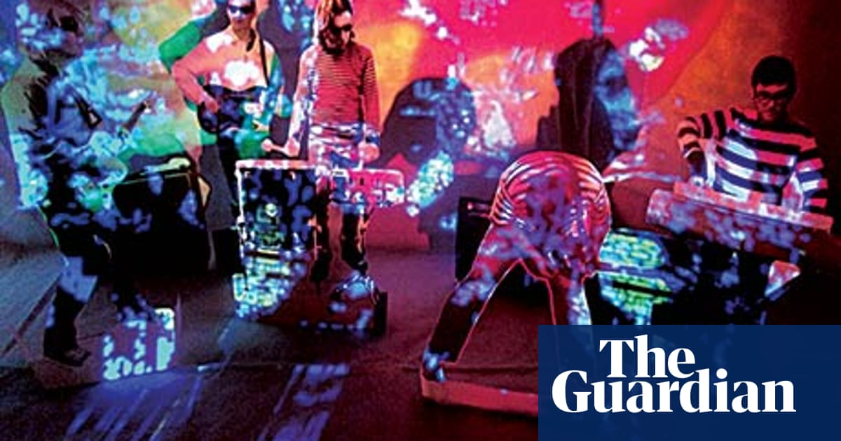 Liverpool, the great psychedelic capital of Europe | Music | The