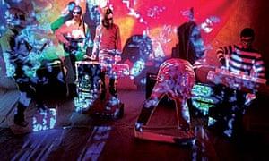 Alien Ballroom