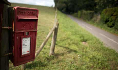 UK Government Announces Privatisation Of Royal Mail