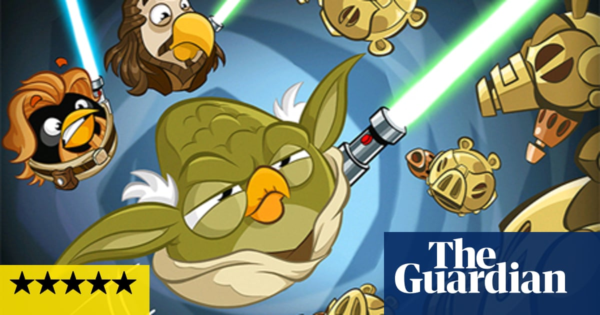 Angry Birds Star Wars Ii Review Games The Guardian