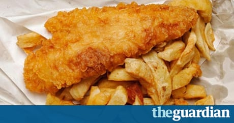 A dash of vinegar on the chip shop claim from the archive for Fish and chips vinegar