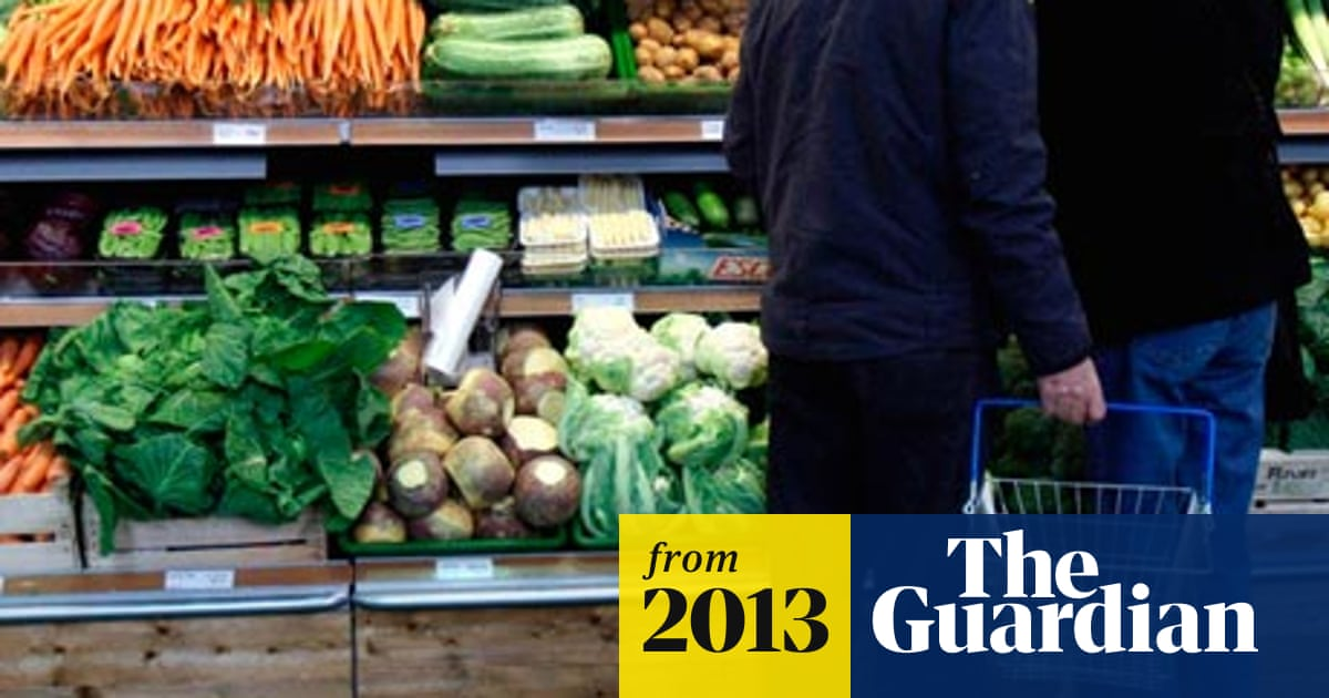 Up to two-fifths of fruit and veg crop is wasted because it is 'ugly