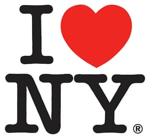 Poster gallery: I Love New York logo