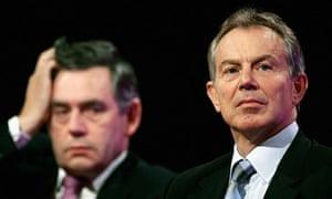 Brown and Blair