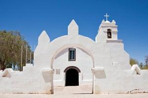 Andes crossing: San Pedro church in San Pedro de Atacama