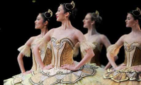 Ballet arts policy