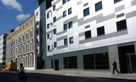 UCL student housing wins worst new building in the Carbuncle Cup award