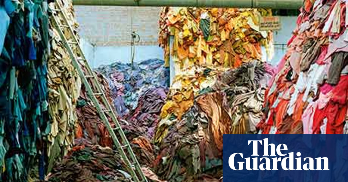 Picture of the week: Clothing Recycled, by Tim Mitchell