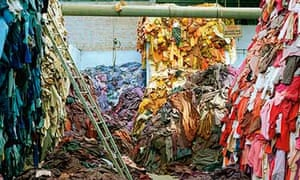 Big picture: Clothing Recycled