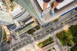 Skywalking: Warsaw, Poland