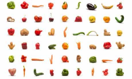 Ugly Fruits