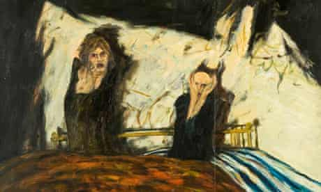The Fright 1968, by John Bellany