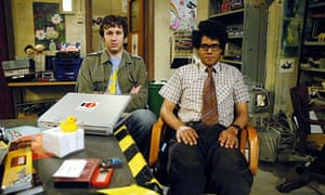 The IT Crowd's Roy and Moss