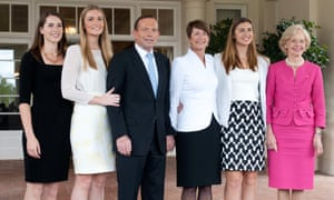 Tony Abbott as minister for women: not such a bad thing after all?