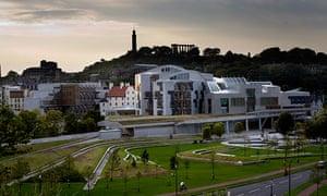 Stirling prize 2005 Scottish parliament