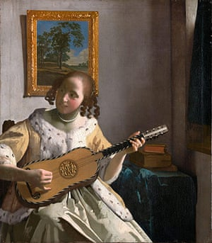 Colour in the making: Vermeer