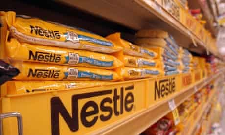 Nestle Seeks Acquisition Of Dreyer's Ice Cream