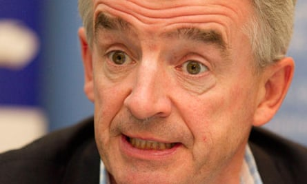 Ryanair boss says his airline must stop upsetting people