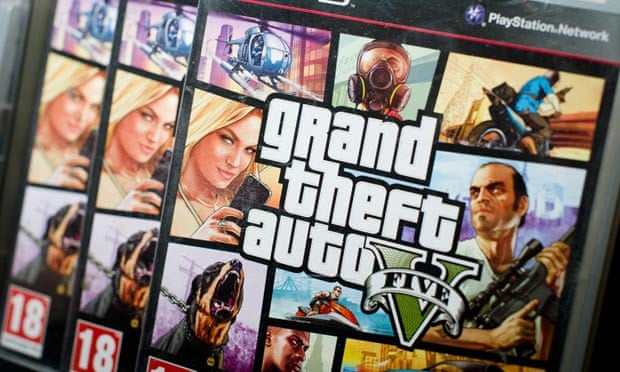 Grand Theft Auto  Kmart Joins Target In Pulling Game From Sale Games The Guardian