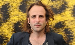 'Melancholy and chaos': Vincent Macaigne at the Locarno film festival in August.
