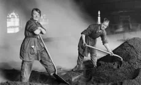 Women at work during the first world war